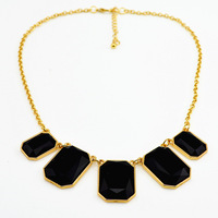 Womens 2013 Fashion Jewelry Choker Necklaces Chain Accessories Jewerly Chromophous Female Short Design Necklace