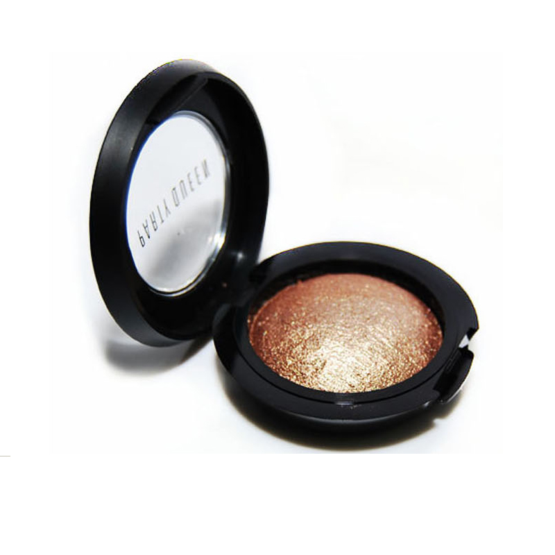 Colorshine solid color eye shadow solid color pearl of the earth color matt eye shadow pearlizing nude makeup(China (Mainland))