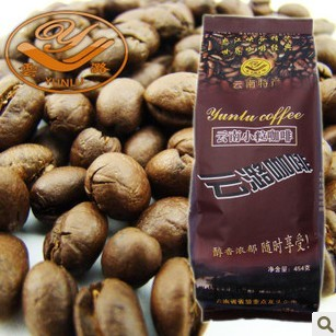 Small grain coffee beans top 454 round beans 1200 meters(China (Mainland))