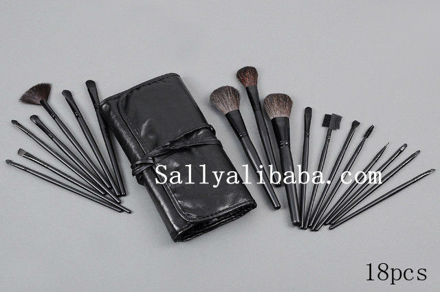 Brand Cosmetic Brush Set 18 pcs(China (Mainland))