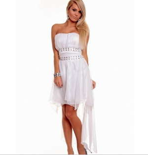 2013 hot sale sexy solid white dress:White Rhinestone tuxedo,,bra sleeveless dresses,V-neck,chiffon floor-length,Free Shipping(China (Mainland))