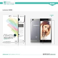 Free ship!Nillkin High-Level CRYSTAL screen protector for Lenovo K900,ANTI-GLARE Matte Screen film for K900