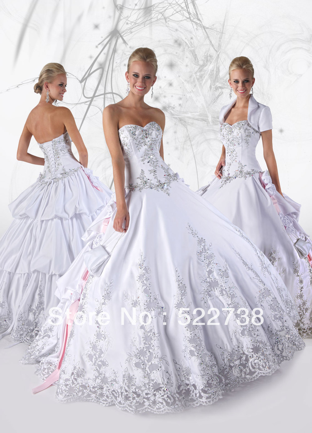 Quinceanera Dresses Plus Size