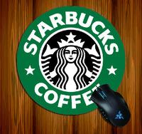 Anime Starbucks Coffe Logo  Mouse Pad Mouse Mat
