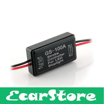 Flasher Module for LED Brake Stop Light 12-16V