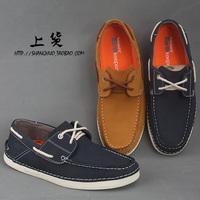 Men's classic boat shoes