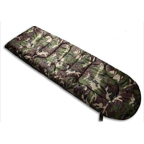 Camouflage military sleeping bag high quality outdoor army envelope bag sleeping bag three seasons sleeping bags winter(China (Mainland))