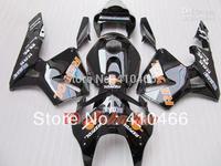Black REPSOL body Injection mold bodywork FOR CBR600RR F5 2005 2006 05 06 CBR600 ABS fairing kit + f