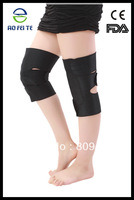 1 pair neoprene medical & heated knee support strap to relief natural knee pain (FDA/CE approved)