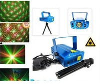 mini R&G Laser Projector LASER LIGHT Stage Lighting For DJ Show DISCO KTV Party