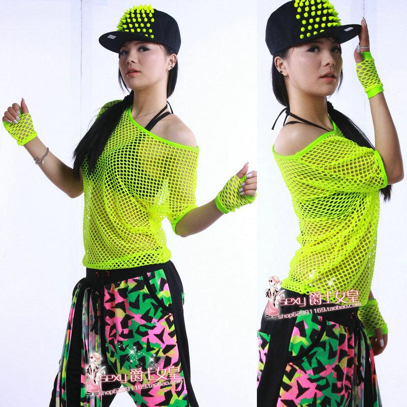 online kaufen gro handel neon tanz kleidung aus china neon. Black Bedroom Furniture Sets. Home Design Ideas