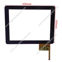 For Ployer momo11 9.7 inch tablet PC Touch Screen Digitizer Replacement Parts