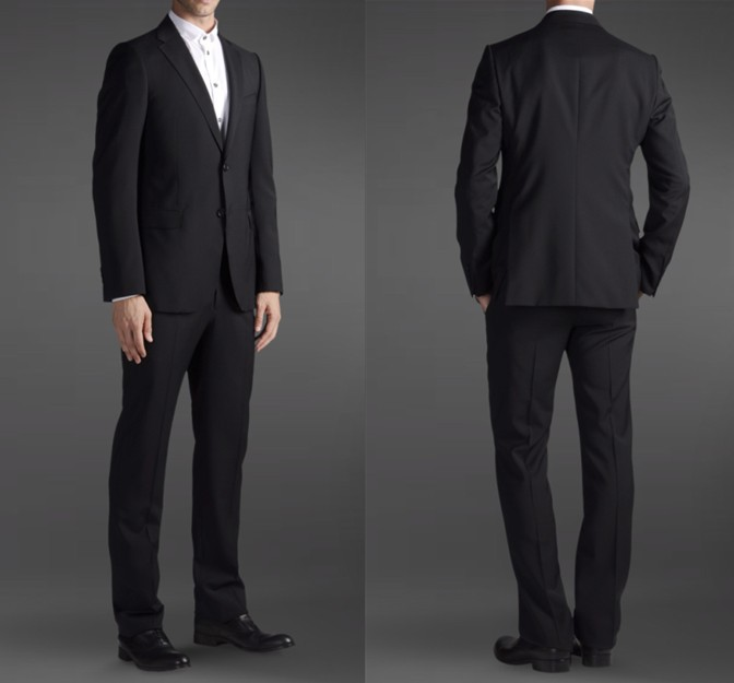 Mens Fitted Suits Sale | My Dress Tip