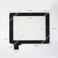For Ployer momo7 Star 7 Inch Android 4.0 tablet PC Touch Screen Digitizer Replacement Parts