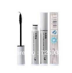 2013 new fashion Design Long Black Fiber flamingos Mascara waterproof free shipping(China (Mainland))