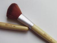 [min 10$]Sallei cosmetic brush blush brush blusher brush natural bamboo handle beauty