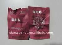 herbal extract vaginal clean point tampon for women
