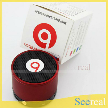 Mini Bluetooth Speaker For Mobilephone With Mic Answer The Call Wireless Colorful Suppory TF Card Freeshipping