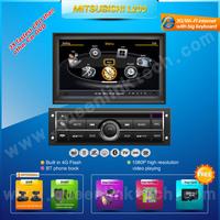 3G 7'' Mitsubishi L200 Car DVD Player , AutoRadio,GPS,Navi,Multimedia,Radio,Ipod,DVR,Free camera+Free shipping+Free map