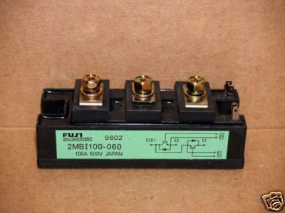 BOX OF 5 PCS 2MBI100-060 FUJI IGBT NEW 2MBI100060(China (Mainland))