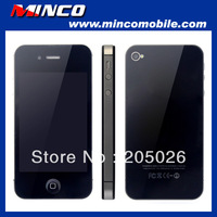 "3.5"" Capacitive Screen Quad Band 4G i4 Android Phone MTK6515 Cortex-A9 1.0GHz / 256M RAM / 2-32GB / Android 2.3 Smart Phone"
