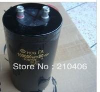 80V 100000UF 100000MFD ELECTROLYTIC CAPACITOR
