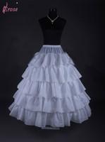 WP-03 4 hoop Petticoat Crinoline Wedding Bridal