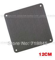 5Pcs Brand New 12CM Dustproof net, computer fan fan dust cover, fan dust cover Free Shipping