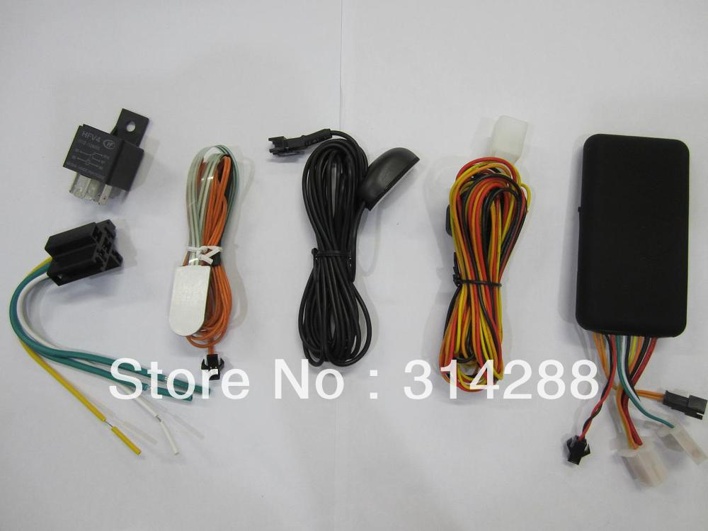 5 PC New Vehicle Car GPS Tracker GT06n Quad band Cut off fuel web-based GPS tracking system GT06N.Free shipping(China (Mainland))