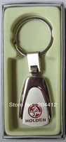 HOLDEN BADGE LOGO METAL CAR KEYCHAIN KEYRING WITH GIFT BOX #2