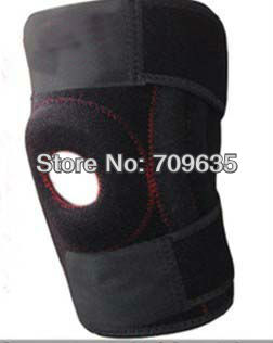 Superior Climbing Sports Knee Elastic Support Adjustable Velcro Brace 4 spring strip Knee support-2000