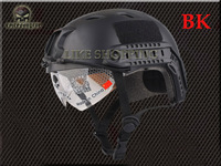 NEW Emerson FAST Helmet with Protective Goggle BJ Type for black /FG/Green three color
