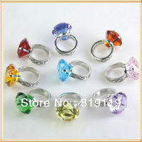 China yiwu futian wholesale crystal napking ring For 2014 Wedding Favors free shipping