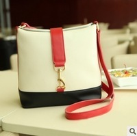 Free shipping candy vintage women's handbag cross-body handbag bag fashion bags hot women's handbag