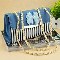 Gentlewomen noble women's handbag chain sweet fashion charm elegant business bag shoulder bag small bag girls Free shipping