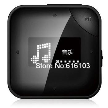 Onda VX330 Ultraportable Pure Music Clip MP3 Black 4G