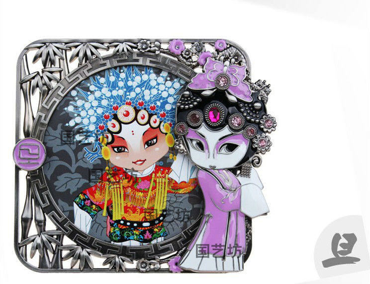 Quintessence peking opera photo frame unique small gift(China (Mainland))