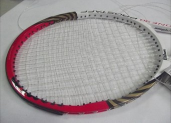 2012 Pro Staff Six.One 90 BLX Tennis Racket.A grade,339g. racket Grip:4 1/4 or 4 3/8 4 1/2(China (Mainland))