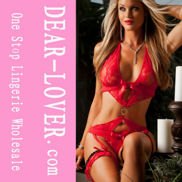 2PC Cupid Love Teddy Lingerie Set LC3138 Cheaper price + Lovwer Shipping Cost + Fast Delivery(China (Mainland))