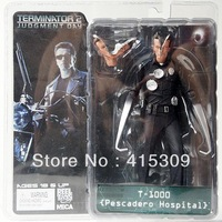 NECA Terminator 2 S3 Series 3 T-800 Pescadero Hospital Action Figure New Limited