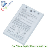 2pcs/lot en-el5 for nikon battery pack compatible with coolpix series cameras free shipping by post