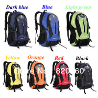 2013 New 30L outdoor spikeing mountaineering bag sports camping backpack hiking travel  rucksack free shipping