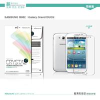 100% Original Nillkin High-Level CRYSTAL screen protector , ANTI-GLARE Matte Screen film for Samsung Galaxy Grand I9082