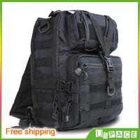 Military tactics cross bag men shoulder bag  diagonal package  outdoor saddle bags backpack,