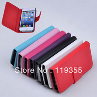 Cheapest!Flip Leather case for iPhone 5 smartphone case for iPhone5 5G free shipping