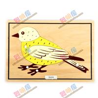 Child puzzle professional bird panegyrized