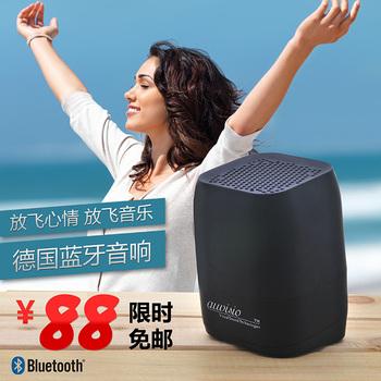 Auviso portable mini bluetooth speaker wireless bluetooth audio laptop mobile phone speaker