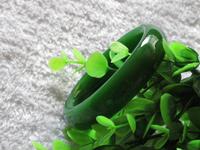 Natural, A level of xinjiang hetian jade jade bracelet