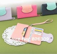 Ardium multi-function large capacity smartphone wrist strap mobile phone bags + card package