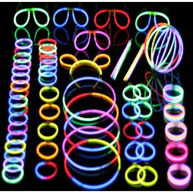 Concert supplies glow stick disposable chemical neon stick neon bracelet luminous stick(China (Mainland))